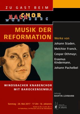 Musik der Reformation